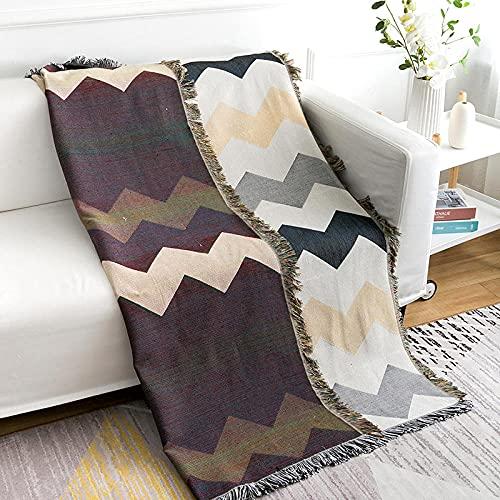 haoyunlai Manta de playa para acampar, manta de sofá con aire acondicionado, toalla de sofá gruesa en manta de viaje de deuda-01_180cm* 300cm
