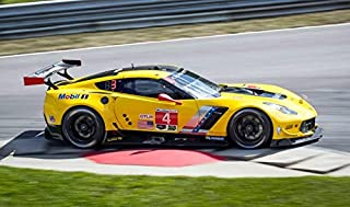 Corvette C7.R 100th Win at Lime Rock 2016 in 1:18 Scale by AUTOart