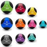 Medizinball »Medicus« / 1-10kg / Fitnessball/Gewichtsball/leichte bis sehr schwere Gymnastikbälle...