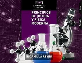 Principios de óptica y física moderna
