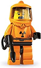 LEGO Series 4 Collectible Minifigure Hazmat Guy