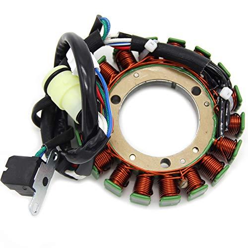 Estator Bobina de encendido eléctrico Magneto Generador para Yamaha YFM350FX 4x4 Wolverine...