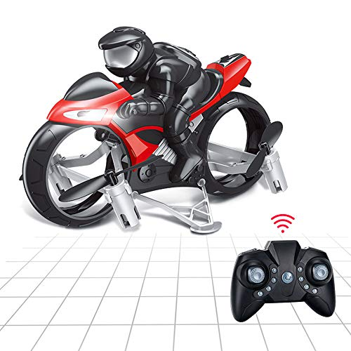 Aveloki Mini Drone for Kids, Motorcycle RC Quadcopter with...