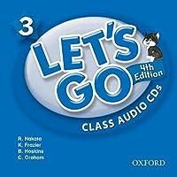 Let's Go 4/E: 3 Class CD