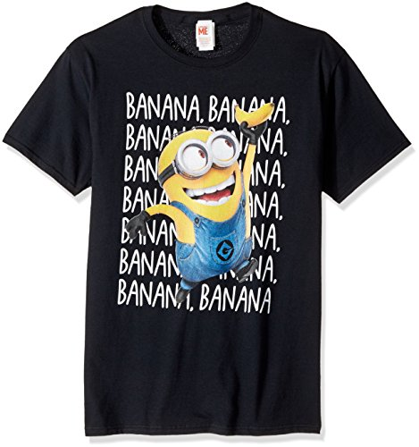 Despicable Me Men's Minions Dave Soaring Banana Dance Funny...