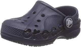 crocs Unisex's Navy Clogs-8.5 Kids UK (C8C9) (10190-410-C8C9)