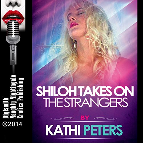Shiloh Takes on the Strangers cover art
