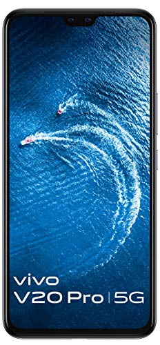 Vivo V20 Pro 5G Midnight Jazz, 8GB RAM, 128GB Storage