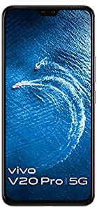 Vivo V20 Pro (Midnight Jazz, 8GB RAM, 128GB ROM)