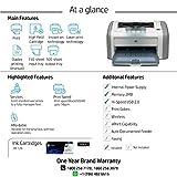 HP 1020 Plus Single Function Laser Printer (Black)