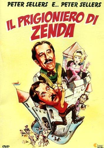 Il Prigioniero Di Zenda (1979) [Italia] [DVD]