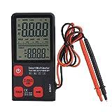 WY-YAN Multímetro - ADMS7 pantalla LCD portátil automático multímetro digital de 6000 cuentas Preciso