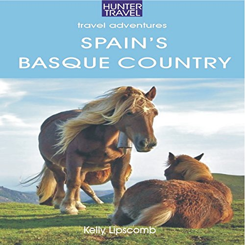 Spain's Basque Country audiobook cover art