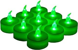 green tea christmas lights