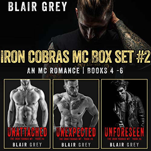 Iron Cobras MC Box Set #2 Titelbild