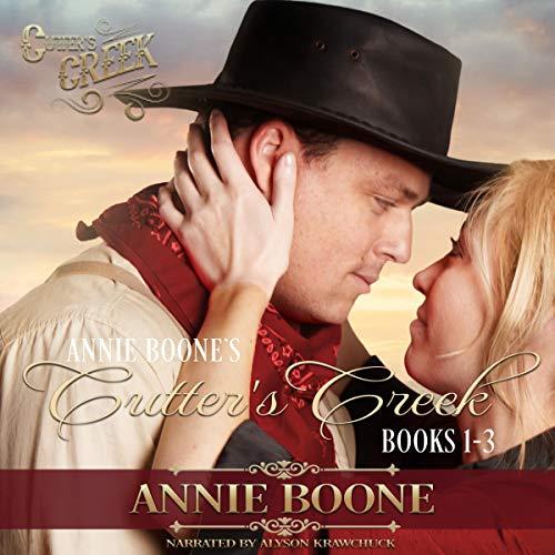 Annie Boone's Cutter's Creek, Books 1-3 Titelbild