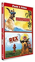 Marmaduke + Rex, chien pompier