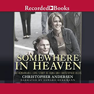 Somewhere in Heaven audiobook cover art