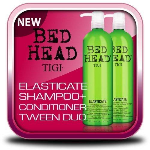 Bed Head Elasticate Shampoo + Conditioner Tween Duo (25oz) by Tigi Bed Head