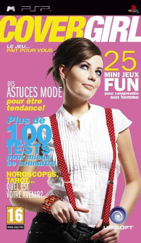 Jogo Cover Girl PSP