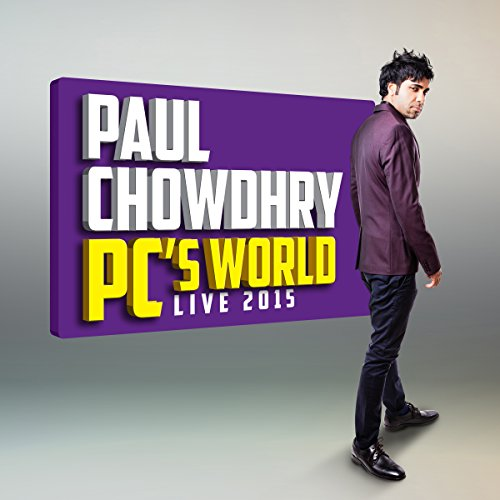 Paul Chowdhry: PC's World cover art