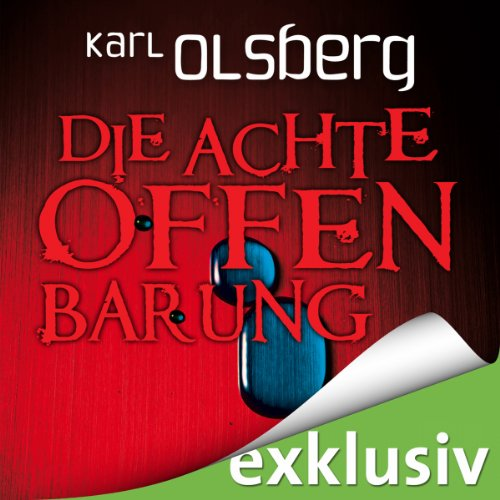 Die achte Offenbarung audiobook cover art