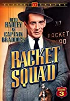 Racket Squad 3: TV Classics [DVD] [Import]