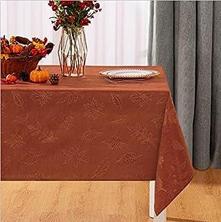 رومیزی پاییزی ، پارچه رومیزی پارچه ای برای تزئینات پاییزی ، برداشت