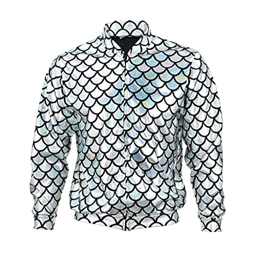 Holographic SCALE Jacket