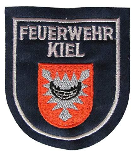 Feuerwehr - Kiel - Ärmelabzeichen - Abzeichen - Aufnäher - Patch - Motiv 1