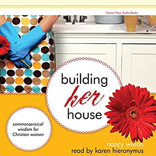 Building Her House audiobook cover art