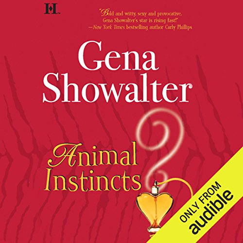 Animal Instincts audiobook cover art