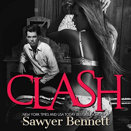 Clash audiobook cover art