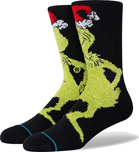 Stance The Grinch - Mr. Grinch Unisex Socken schwarz L