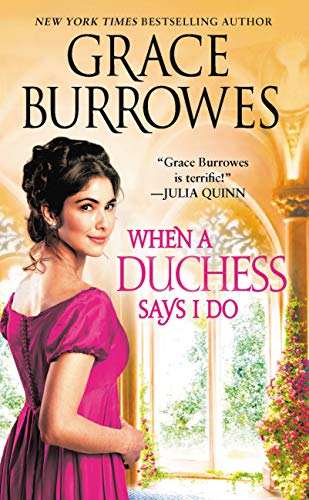 When a Duchess Says I Do (Rogues to Riches Book 2)