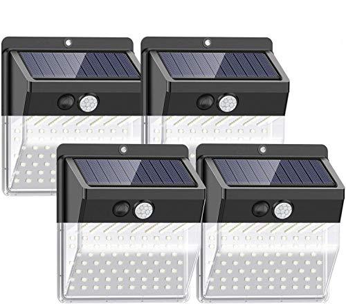 foco solar exterior fabricante GLURIZ