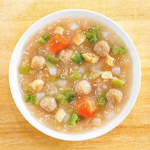 ピジョン管理栄養士の食育ステップレシピ1食分の鉄&カルシウム中華つみれ煮込み120g1歳4ヶ月頃から×6個
