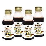 Vaddmaan Zecof – 100ML (Pack of 4) Pure Herbal & Natural Ayurvedic Cough & Cold Syrup With Tulsi, Saunth, Yashthimadhu, Karkasingi, Somlata, Kaantakari Neelgiri & Peppermint - Best Reviews Guide