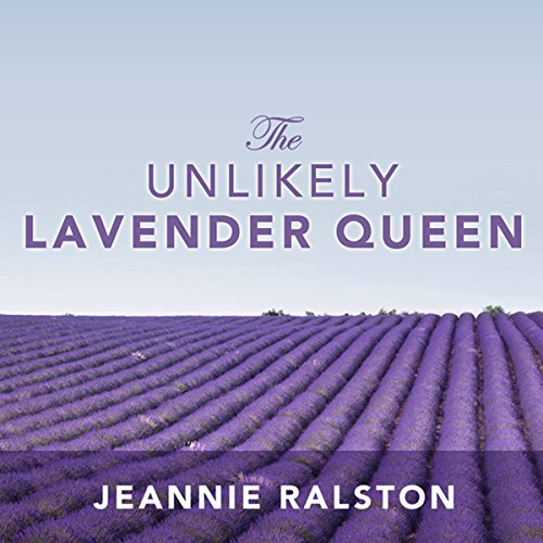 The Unlikely Lavender Queen audiobook cover art