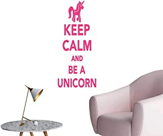 keep calm and be a unicorn wallpaper
