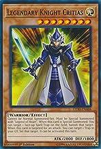 Legendary Knight Critias - LEDD-ENA08 - Common - 1st Edition - Legendary Dragon Decks (1st Edition)