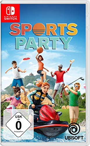 Sports Party - [Nintendo Switch]