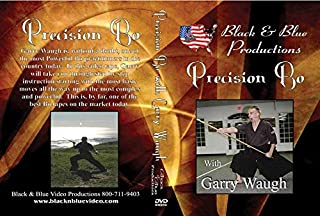Precision Bo Staff with Garry Waugh DVD karate martial arts kata tournament