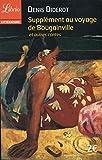 Supplément au voyage de Bougainville - Et autres contes