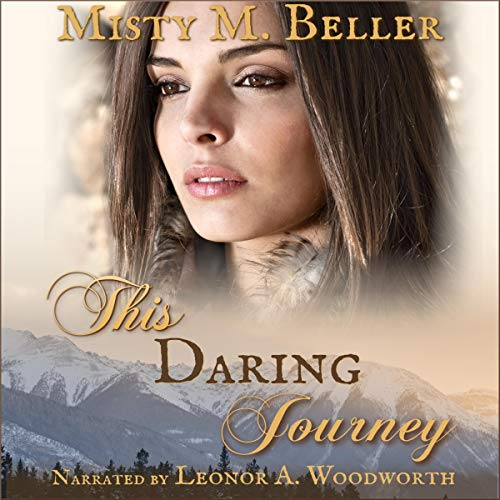 This Daring Journey audiobook cover art