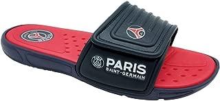 Men's Slide Sandals Adjustable Slip on Slippers
