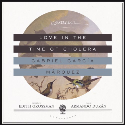 Love in the Time of Cholera cover art