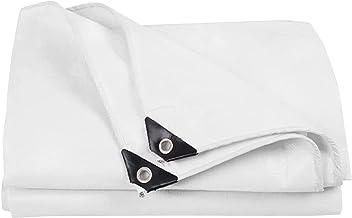 ZZYE Dekzeil Zeildoek Multipurpose Tarp dekt Geweldig voor Tarpaulin Canopy Tent, Boot, RV of Pool Cover zonnezeil (Color...