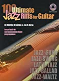 100 Ultimate Jazz Riffs for Guitar  (English Edition)