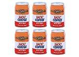 UCC Coffee with Milk Original Blend 270mL, 6 Pack